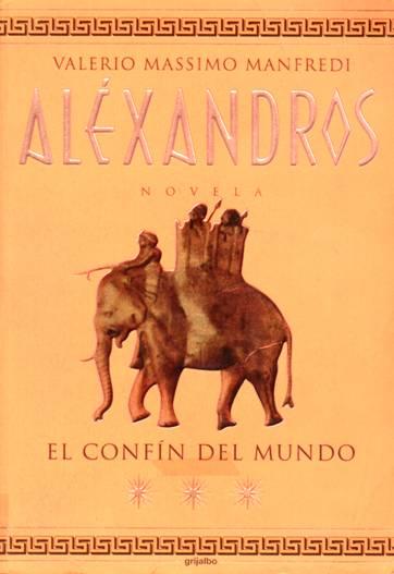 Aléxandros – El confín del mundo