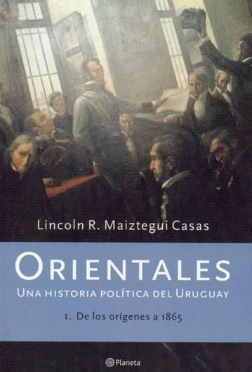 Orientales (De los origenes a 1865)