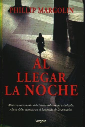 AL LLEGAR LA NOCHE