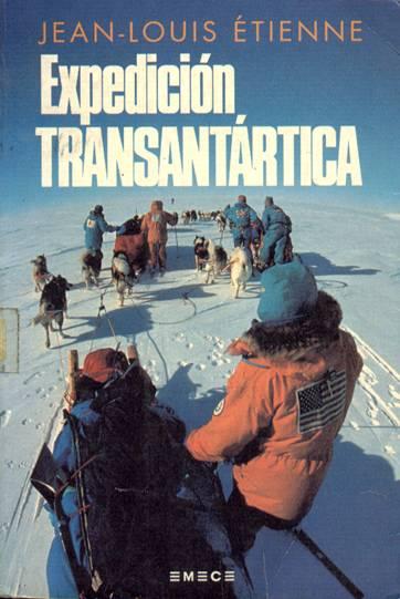 Expedición transantártica