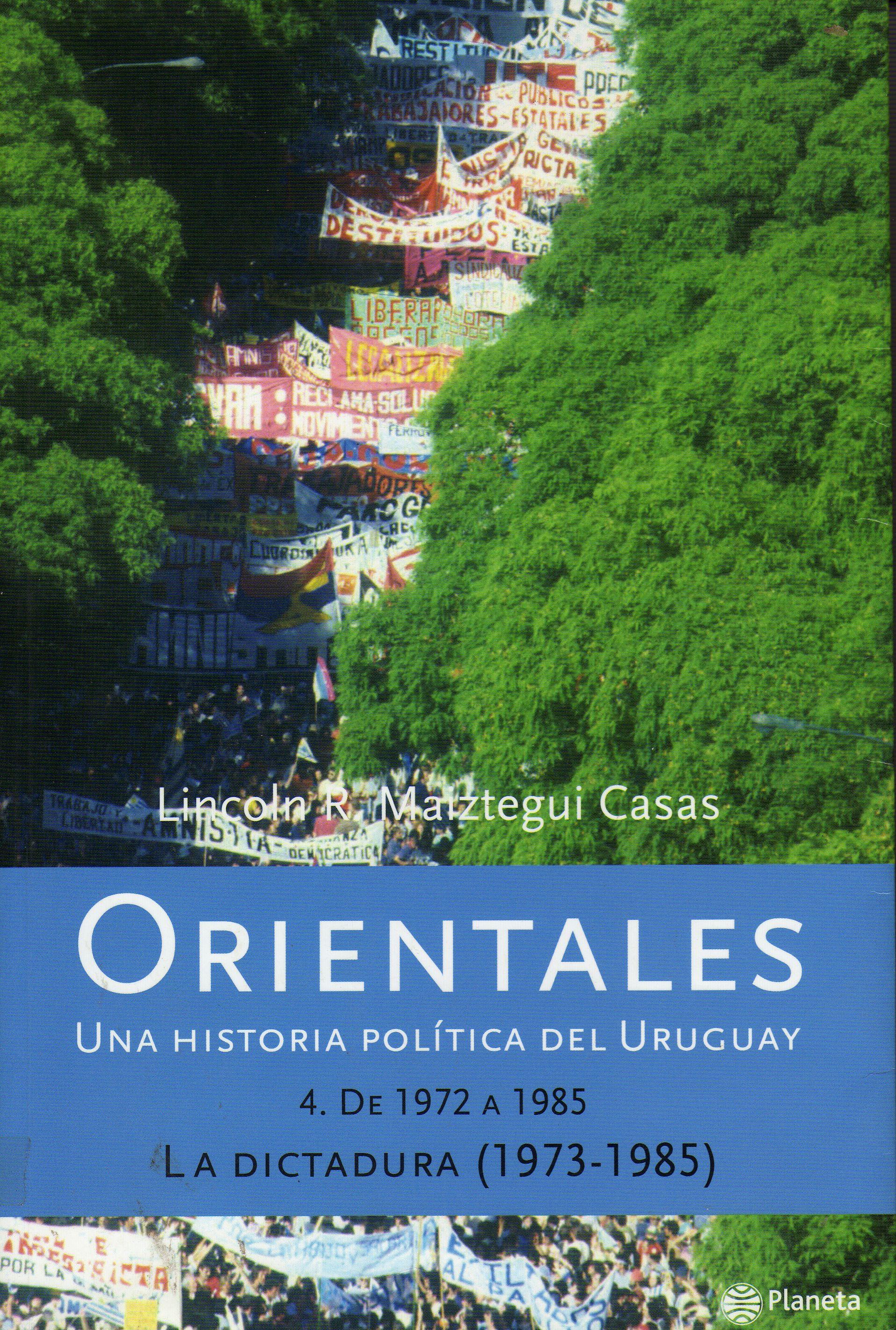 Orientales. Volumen IV