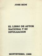 El Libro de Autor nacional y su divulgacion