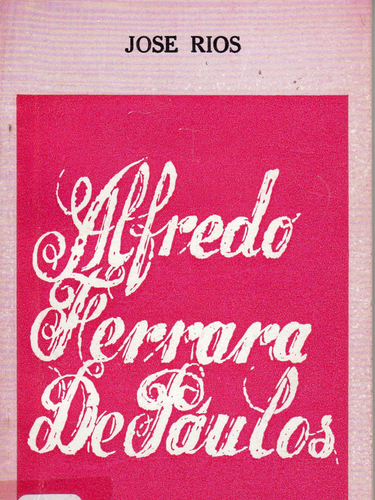 Alfredo Ferrara de Paulos
