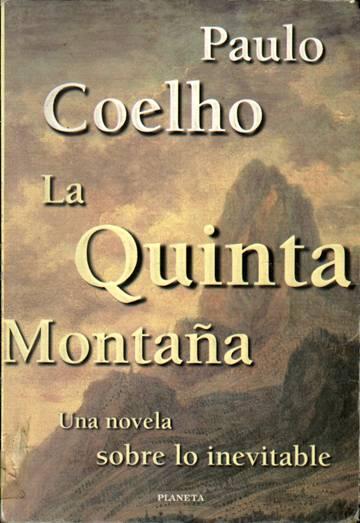 La quinta montaña – Una novela sobre lo inevitable